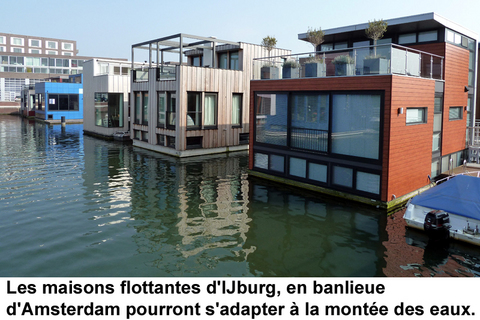 les maisons flottantes de ijburg guide perrier. Black Bedroom Furniture Sets. Home Design Ideas