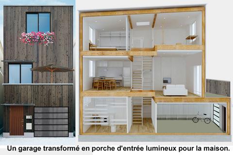 fenetre longue et etroite et si luide de couvrir une grande surface de peinture noire vous. Black Bedroom Furniture Sets. Home Design Ideas