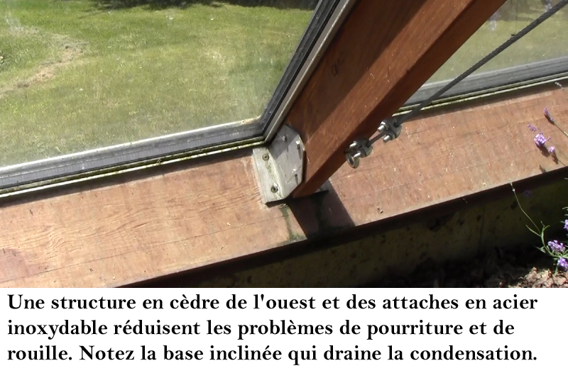 construction serres solaires passives