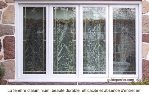 Choix de fen tres des fen tres d 39 aluminium durables for Fenetre aluminium quebec