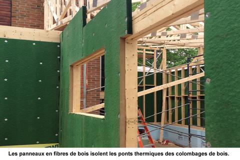 rev tement de charpente isolant sonoclimat eco4. Black Bedroom Furniture Sets. Home Design Ideas