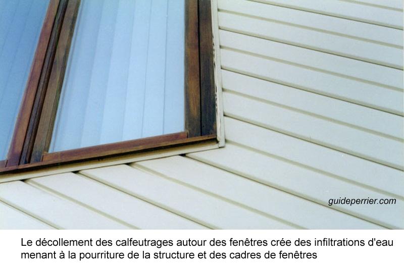 Calfeutrage Des Portes Et Fenêtres Choix De Produit Guide Perrier