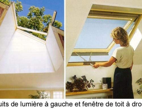 Fenêtre de toit étanche : comment les installer