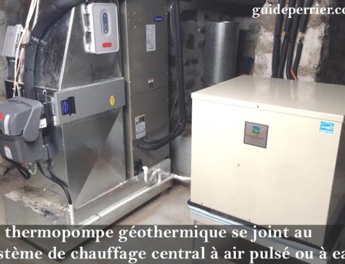 La géothermie-DX à détente directe demeure la meilleure technologie