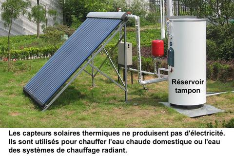 choix de capteurs solaires pour chauffe eau au qu bec. Black Bedroom Furniture Sets. Home Design Ideas