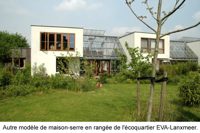 maison solaire passive avec serre pour pays froids. Black Bedroom Furniture Sets. Home Design Ideas