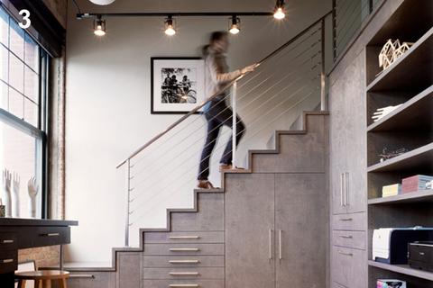 Intérieurs : des escaliers pour maisons contemporaines