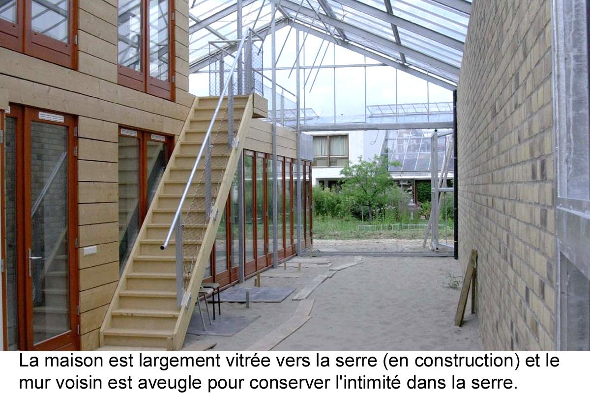 maisons solaires passifs