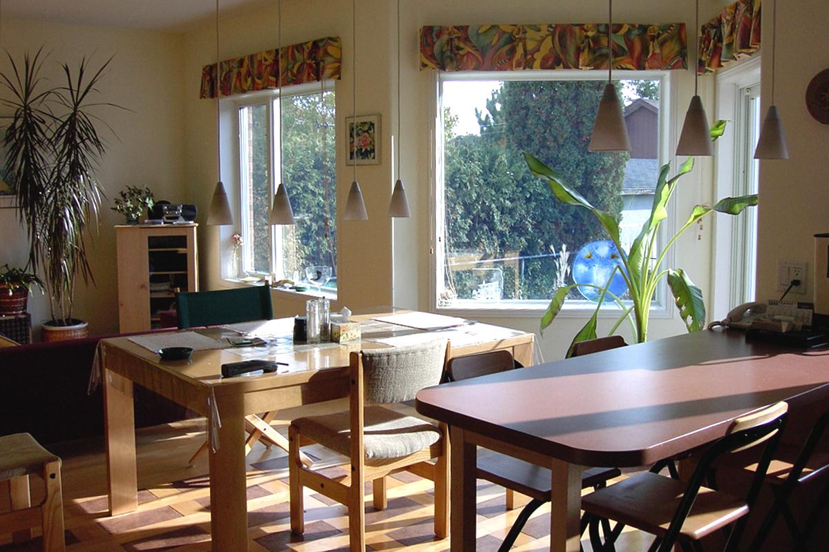 maison solaire passive canada