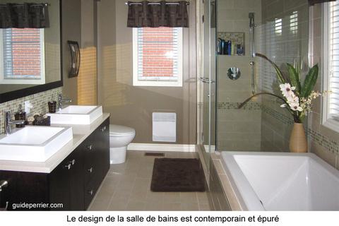 De bain contemporain pas cher meuble de salle de bain pas - Renovation salle de bain pas cher ...