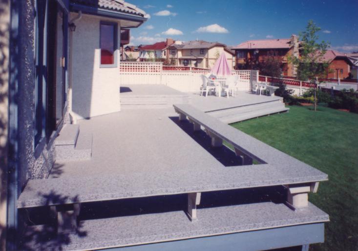 membranes pvc pour balcons toits terrasses piscines. Black Bedroom Furniture Sets. Home Design Ideas
