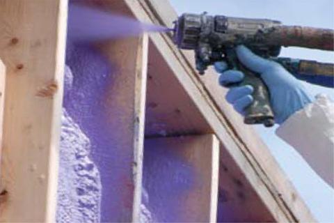 Polyur thane walltite un isolant plus performant - Isolation mousse polyurethane prix ...