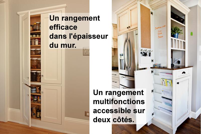 armoires et rangement efficaces r novation de cuisines. Black Bedroom Furniture Sets. Home Design Ideas