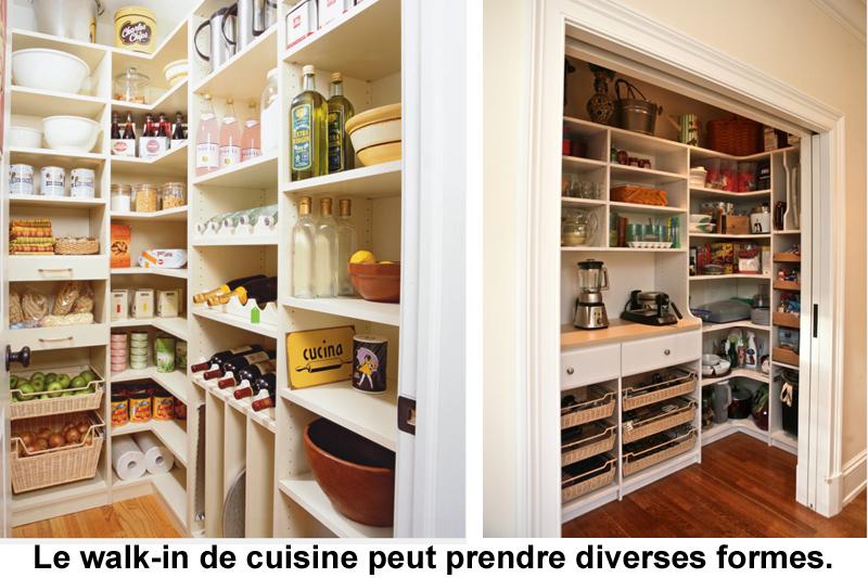 Armoires et rangement efficaces r novation de cuisines - Rangement cuisine but ...