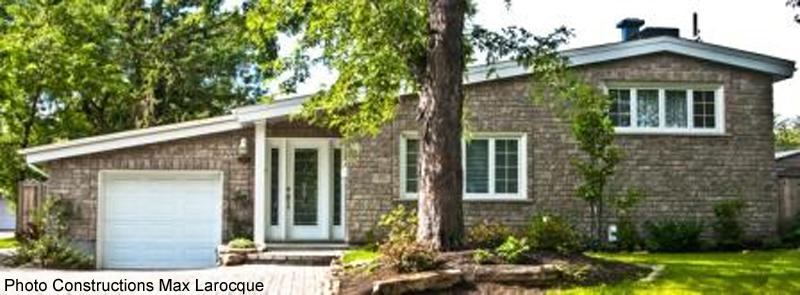 Construire un agrandissement de maison bien int gr for Ajout garage maison