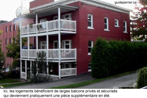 balcons bois sherbrooke