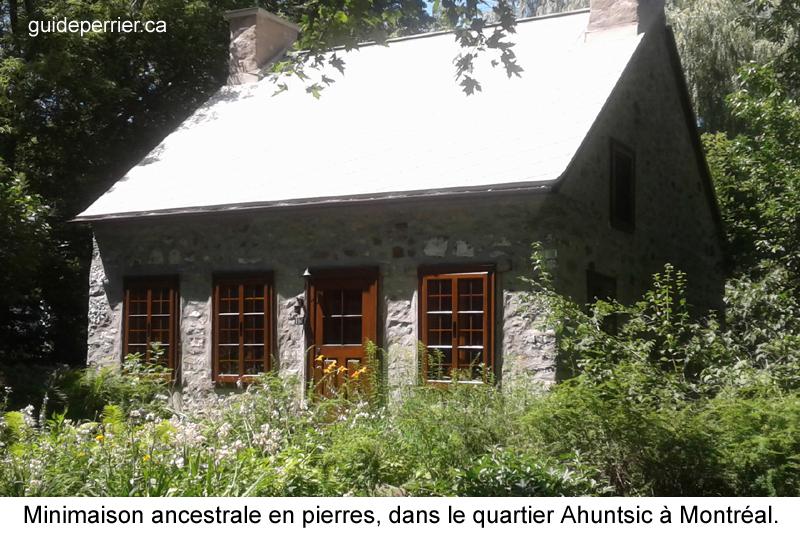Mini maisons au qu bec montr al sherbrooke - La maison du hamac quebec ...