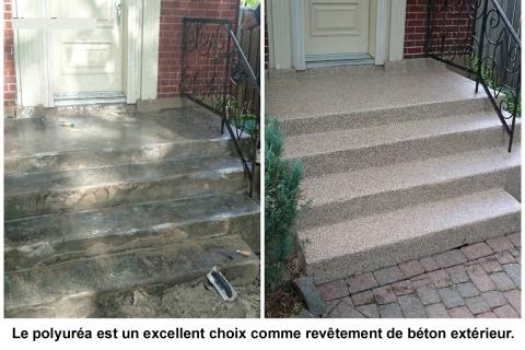 1-1polyurea beton balcon