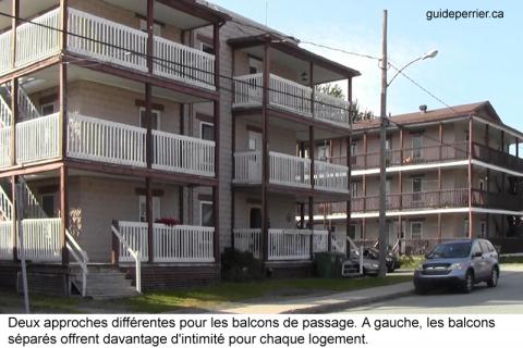 balcons réparation entretien