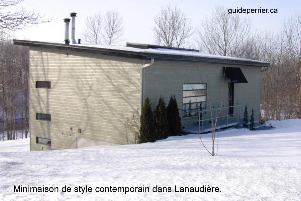 mini maison loft campagne