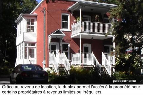 duplex sherbrooke