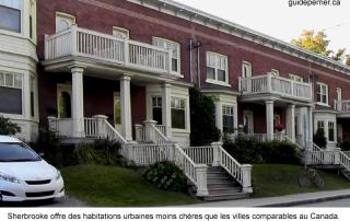 maisons ville sherbrooke