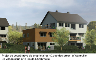 coop maisons waterville