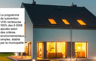 maison victoriaville durable