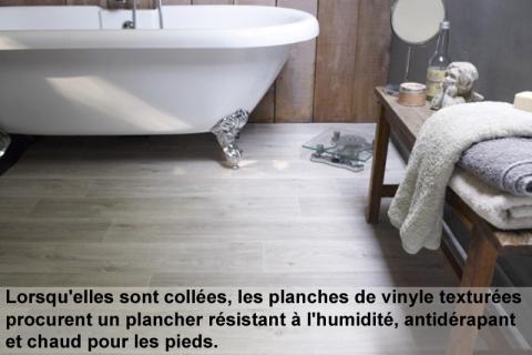 vinyle salle de bains