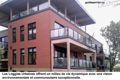 Loggia urbaine : un habitat au-delà des standards environnementaux