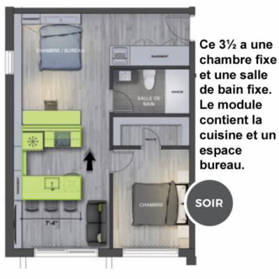3½ move home